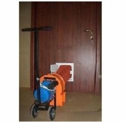 Узел стыковочный УС-1ВП для дымососа 1500-3750 М3/час EI 60