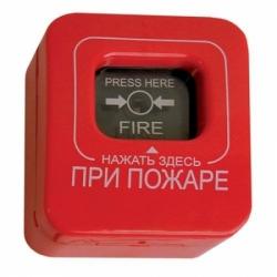 Извещатель пожарный ручной ИПР-К (ИП-5-1) без крышки