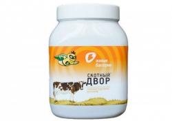 """Глубокая подстилка для коров """"Скотный Двор"""" 0,5 кг"""
