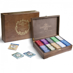 """Imperial Tea Collection """"Эксклюзивный набор"""", 250 пакетиков."""