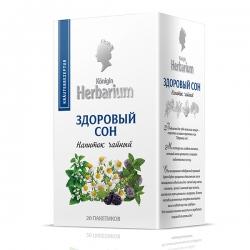 """KÖNIGIN HERBARIUM """"Здоровый Сон"""". 20 пакетиков."""